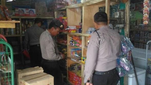 Razia Petasan Digencarkan, Dua Kecamatan Jadi Perhatian