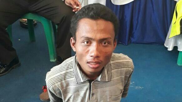 Polisi Amankan Pemuda Ugal-ugalan di Jalan Raya Depan Masjid Lasem