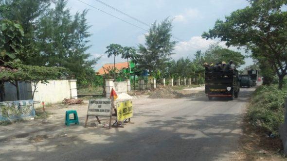 H-3 Lebaran, Jalan Beton Sidorejo-Pamotan Boleh Dilintasi