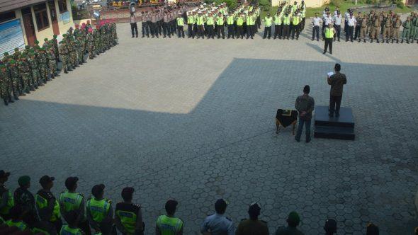 Polres Rembang Terjunkan 269 Personil Amankan Mudik