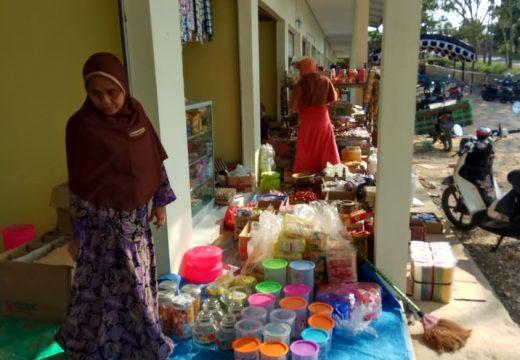 Belum Sempurna, Pasar Rakyat Wonokerto Diresmikan