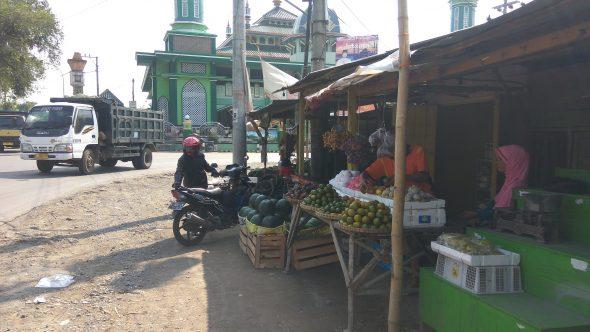 Pedagang Eks Pasar Pamotan Minta Harga Sewa Kios Murah