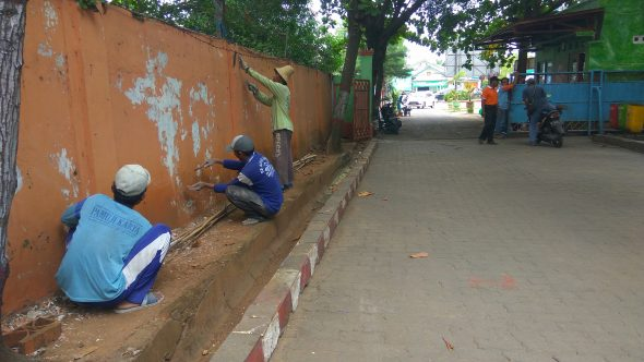 Kontrak Pengelolaan Taman Kartini Tinggal Rp700 Juta
