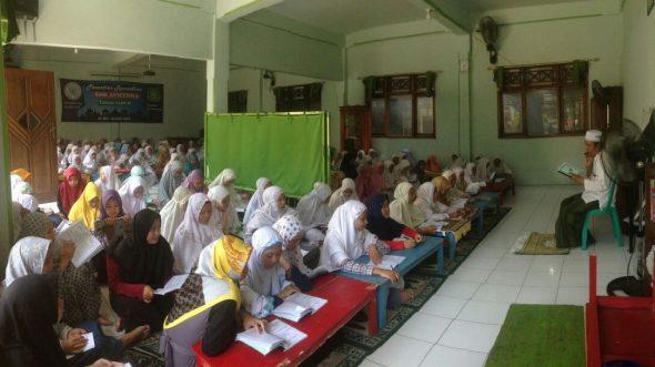 Ratusan Pelajar Perdalam Pemahaman Islam melalui Pesantren Ramadan