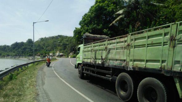 Puncak Arus Mudik, Jalur Pantura Rembang Lancar
