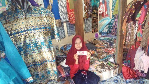 Uang Palsu Bertebaran Jelang Lebaran di Rembang