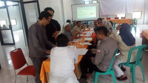 455 Bakal Caleg akan Rebutkan 45 Kursi DPRD Rembang