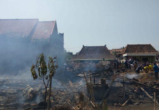 Marak Kebakaran, Warga Diimbau Tidak Boleh Lalai