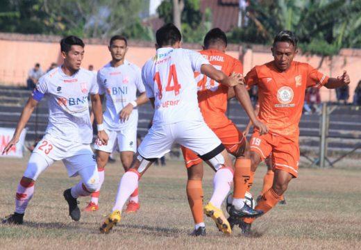 Babak Pertama, PSIR Ungguli Persis 1-0