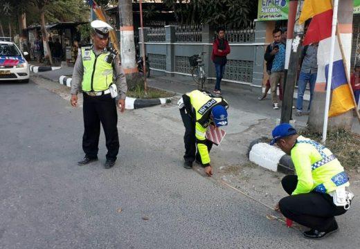 Seorang Pemuda Meregang Nyawa setelah Menyerempet Haryanto