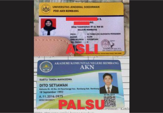 Mengaku Mahasiswa AKN Rembang, Seorang Pemuda Bawa Kabur Kamera