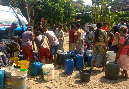 Kemarau di Rembang Berlangsung Hingga November