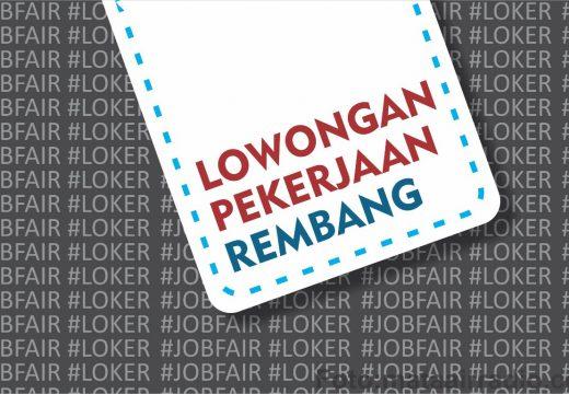 24 Perusahaan Bakal Buka Rekrutmen Karyawan di Rembang