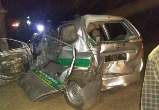 Dua Orang Tewas Akibat Kecelakaan Karambol di Pantura Punjulharjo