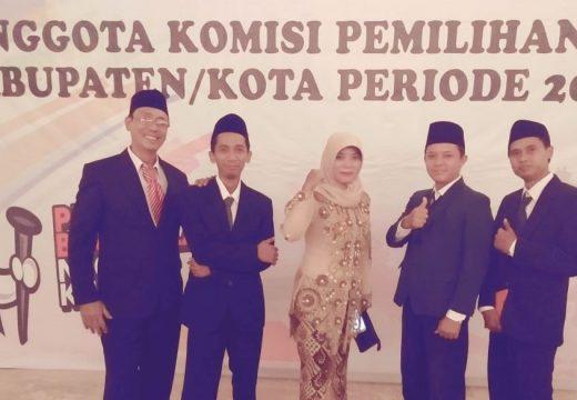 Iqbal Fahmi Resmi Pimpin KPU Rembang
