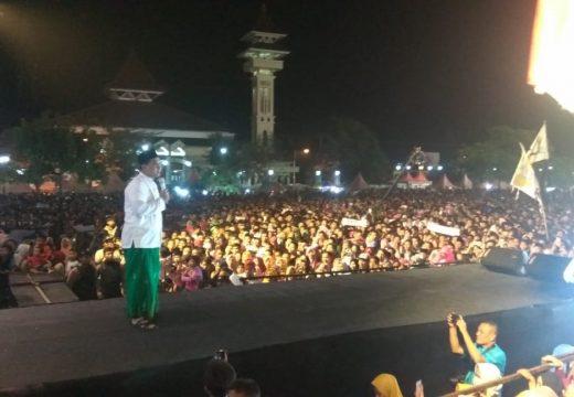 Ribuan Warga Berkumpul Peringati Hari Kesaktian Pancasila