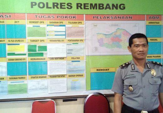 Sandiaga Dahului Jokowi Datang Ke Rembang