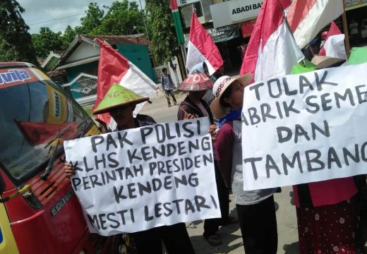 JMPPK: Polisi Lamban Menangani Kasus Pembakaran Tenda