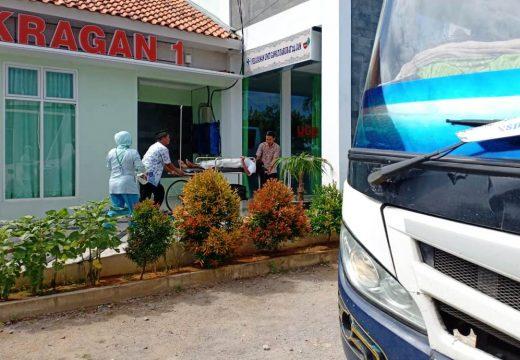 Perempuan Penumpang Widji Nyaris Melahirkan di Atas Bus