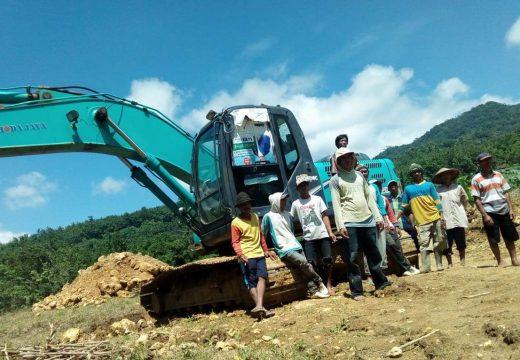 Warga Tengger Tolak Penambangan Pasir di Desanya