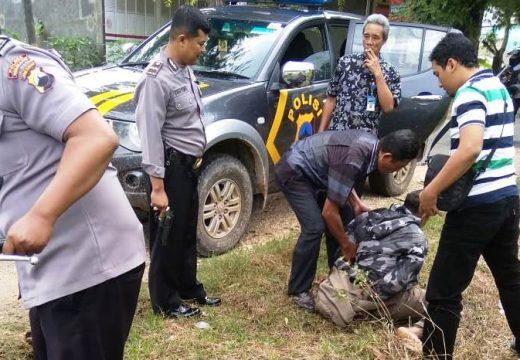 Pengedar Uang Palsu di Gunem Dicokok Polisi