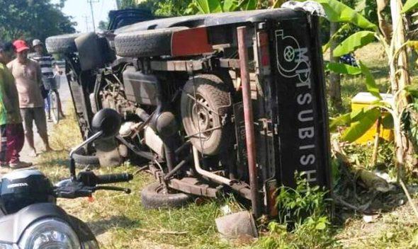 Zaki Sesalkan Penjarahan Ikan di Mobilnya saat Kecelakaan