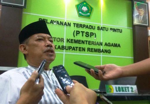 "Cegah ""Birokrasi Kotor"", Kantor Kemenag Rembang Luncurkan PTSP"