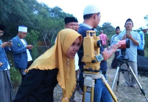Hilal Belum Terlihat di Rembang