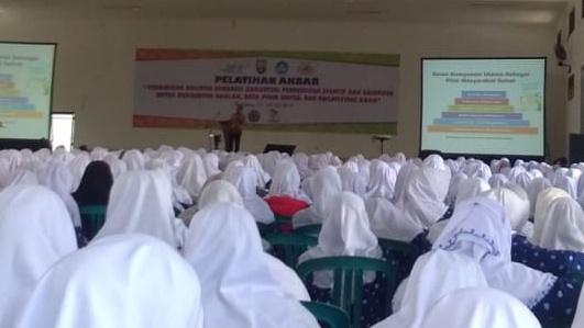 Pencairan Dana BOP bagi PAUD di Rembang Molor