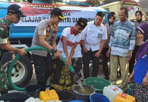 Kapolres Rembang Ajak Pemuda Papua untuk Aksi Kemanusiaan