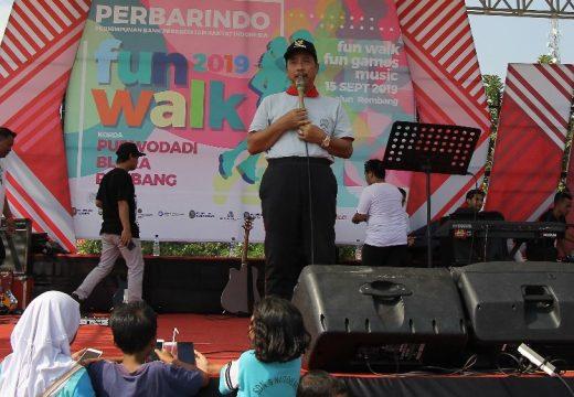 Perbarindo Gelar Festival Literasi Keuangan di Rembang