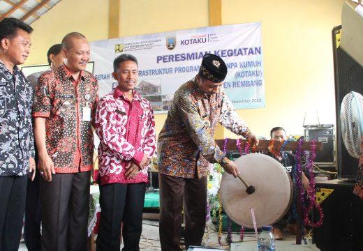Digelontori Dana Rp6,5 Miliar, Enam Desa Kumuh di Rembang Ditangani
