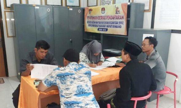 KPU Tak Batasi ASN, Perangkat Desa dan BPD Daftar PPK