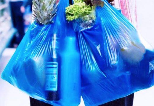 Toko Modern Di Rembang Tak Lagi Sediakan Kantong Plastik