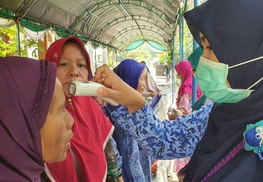 Antisipasi Penyebaran Corona, Jemaah Pengajian dan Santri di Rembang Diperiksa