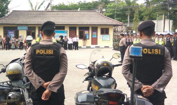 Mapolres Jadi Potensi Klaster Baru Penyebaran Covid-19 di Rembang