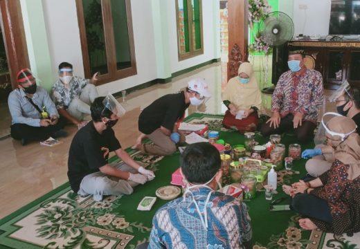 Gerakan Coklit Serentak, KPU Sambangi Tokoh di Rembang