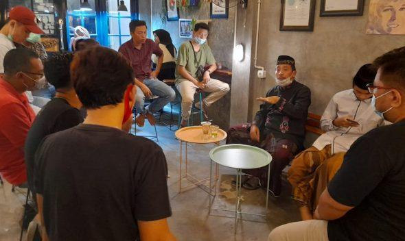 Temui Milenial, Hafidz Janjikan Rembang Sebagai Pusat Edukasi