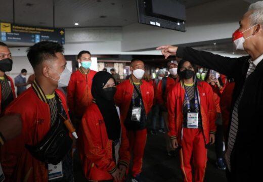 Kontingen Jateng Berangkat ke Papua Siap Borong Medali di PON XX