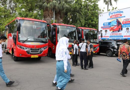 BRT Trans Jateng Buka Rute Baru Semarang-Grobogan