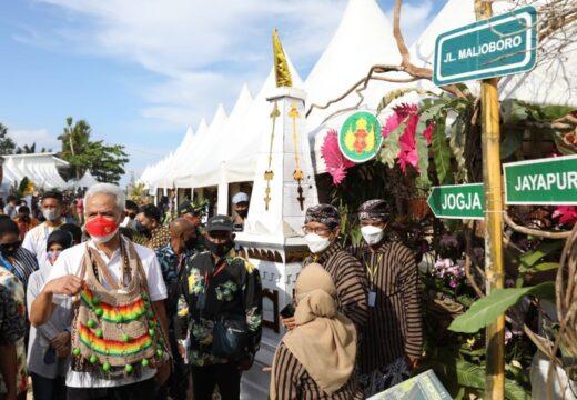 Selain Gelaran PON, Ada Pameran Anggrek se-Indonesia di Papua