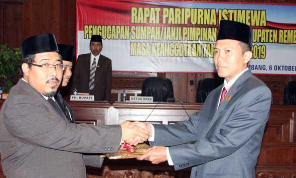 DPRD Rembang Prioritaskan Bentuk Banmus