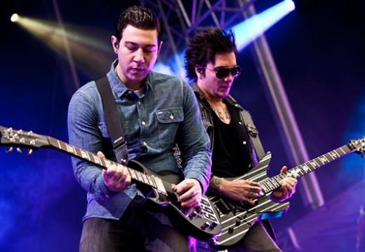 Avenged Sevenfold : 'Kami Berhutang Kepada Jakarta'