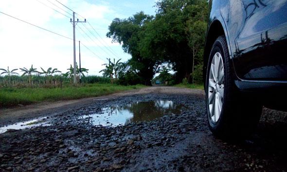 Pandangan-Sedan Kembali Dikucuri Rp10 Miliar