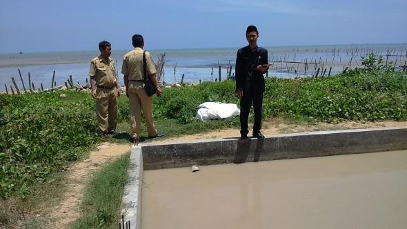 Limbah Pabrik Ikan Diduga Cemari Pantai Purworejo
