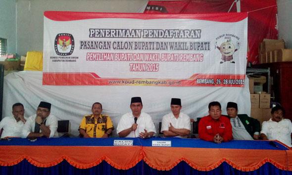 Gus Tutut Alihkan Dukungan ke Hamzah-Ridwan