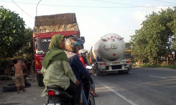 Pangkalan Truk Swasta Diminta Bersiap Hadapi Lebaran