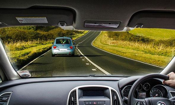 Cara Menghitung Jarak Aman Di Belakang Mobil