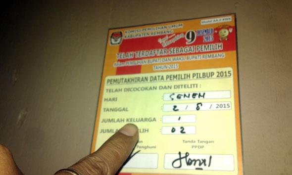 KPU Pastikan DPSHP Klir dari Pemilih Bermasalah