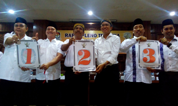 Debat Pertama, Kandidat Diadu soal Good Governance